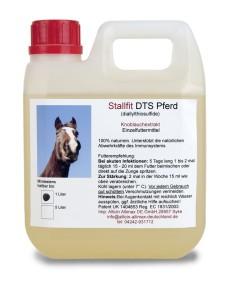 STALLFIT DTS PFERD  Nahrungsergänzungsmittel, enthält stabilisiertes Allicin