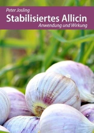 Buch - Stabilisiertes Allicin: Anwendung und Wirkung