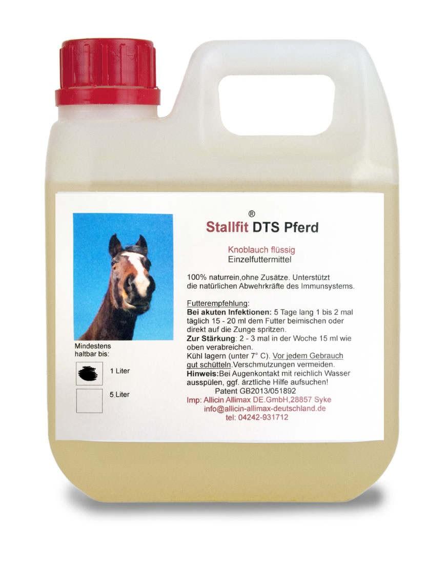 Stallfit DTS Pferd - 1 Liter